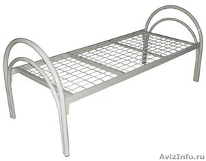 кровати металлические, кровати для больницы, одноярусные кровати - Изображение #5, Объявление #899167