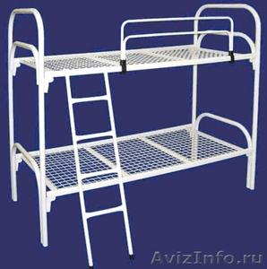 кровати металлические, кровати для больницы, одноярусные кровати - Изображение #6, Объявление #899167