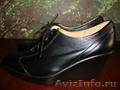 Продам женские демисизонные туфли черные,  размер 37 Тверь