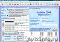 Analitika 2009 - Бесплатный инструмент для управления торговой компанией