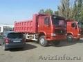 Самосвалы-  Хово Howo в Омске 6х4,  25 тонн  2300000 руб в наличии.,