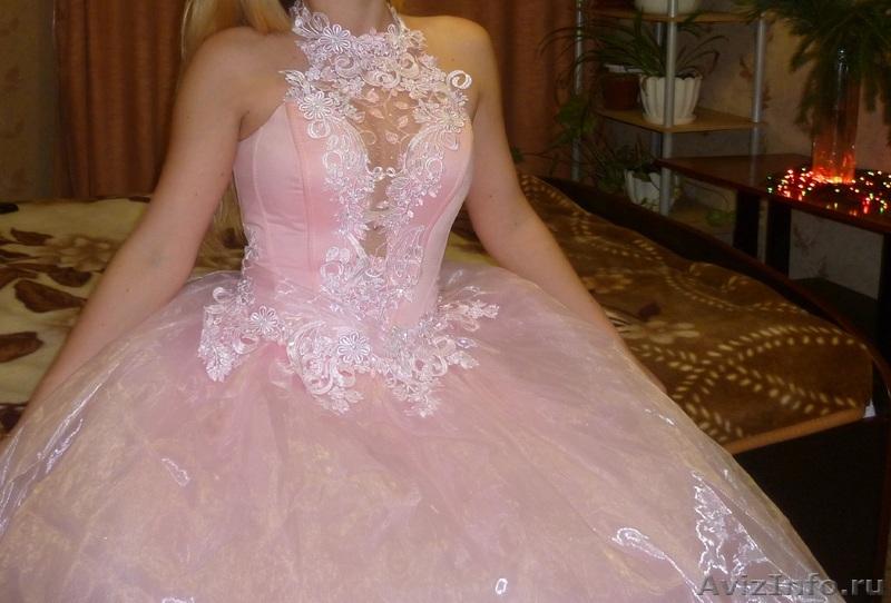 Платье на выпускной, свадьбу, торжество. Свадебное платья в Твери.
