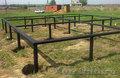 Фундамент на винтовых сваях в Тверской области