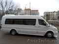 Автомобили и микроавтобусы с водителем