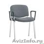 Стулья для учебных учреждений,  стулья на металлокаркасе,  Офисные стулья ИЗО - Изображение #8, Объявление #1494151